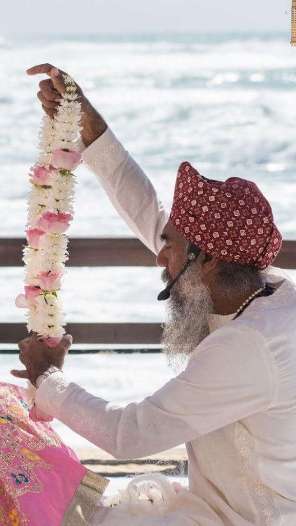 Como Lake Sikh Indian Wedding Italy