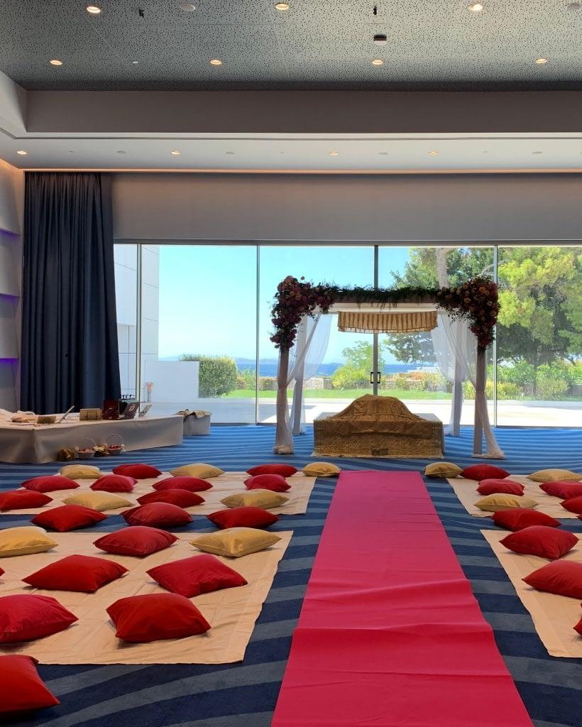 Indian Sikh Destination Wedding in Lake Como