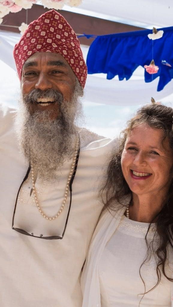 Sikh Priest Italy Sikh Wedding