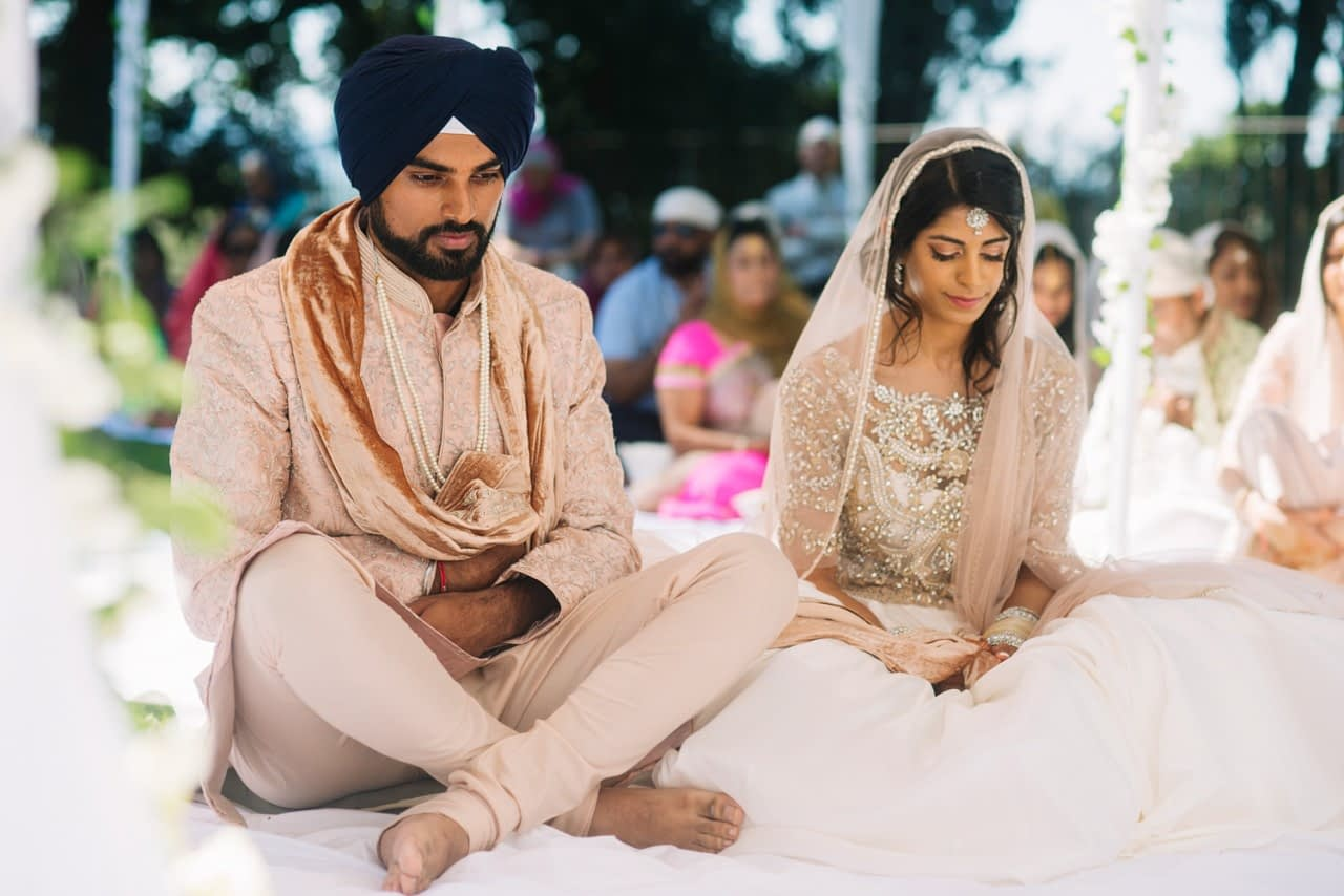 Indian Sikh Wedding Villa